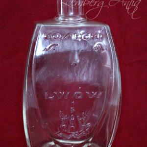 Старинная Львовская бутылка