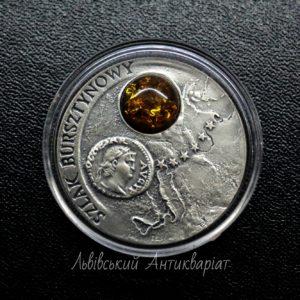 Срібна монета