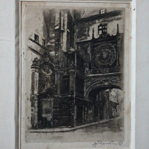 Jan Rubczak, Aquatint