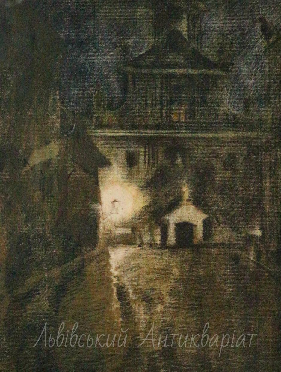 SICHULSKI Kazimierz (1879 Lwów - 1942 Lwów)
