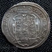 1/6 талера 1677 ,Иоганна Фридриха