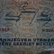 Austria: 100 Kronen 1910