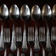 Срібні виделки